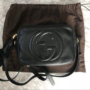 81186dc1c00a44 Women's Gucci Disco Handbags | Poshmark